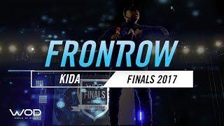 Kida the Great | FrontRow | World of Dance Finals 2017 | #WODFINALS17