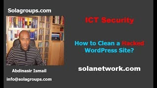 How to Clean a Hacked WordPress Site?