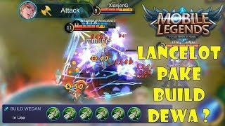 LANCELOT OVER DAMAGE ? - Mobile Legends Indonesia