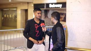 Exclusive Interview: Arjun in NYC!