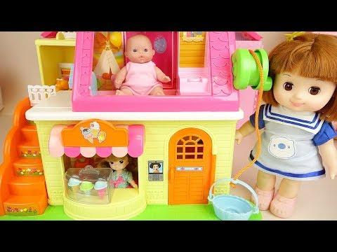 Xxx Mp4 Ice Cream Shop Baby Doll Friends Play House 3gp Sex