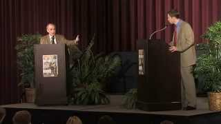 Debate: Does The God Of The Bible Exist? Dan Barker vs. Kyle Butt