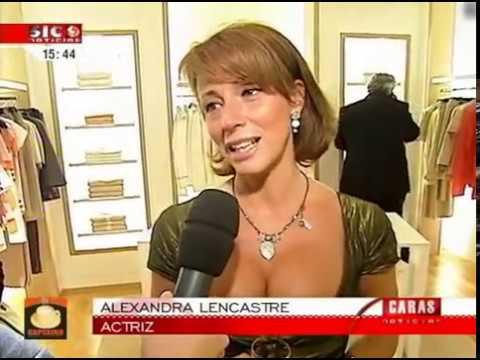 Alexandra Lencastre Grande par . .