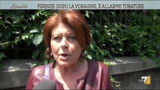 Firenze, dopo la voragine è allarme tubature