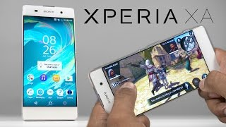 Sony Xperia XA Gaming Review w/ Benchmarks & Temp Check!