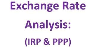 Determining Exchange Rates: