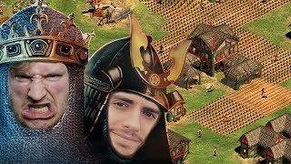 1v1 gegen Johnny   Age of Empires 2 [#1]