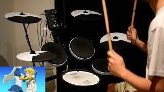 Nanatsu no Taizai:Imashime no Fukkatsu OP2 -【Ame ga Furu kara Niji ga Deru】by Sky Peace - Drum Cover