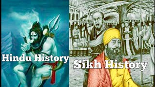 Not A Single Hindu Human God Have Ever Stoop Up Against Injustice Cuz Of SikhGurus U Are Alive