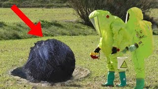 Most MYSTERIOUS Balls Ever Discovered!
