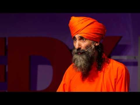 Consciousness the final frontier Dada Gunamuktananda TEDxNoosa 2014
