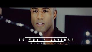 ANDDY CAICEDO - TE VOY A OLVIDAR ft CASANOVA (Official Audio)