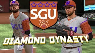 MLB The Show 17 Diamond Dynasty with SGU EP7 All Star Ranked Seasons Tier? MLB 17