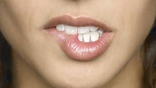 ¿Te muerdes constantemente la lengua?