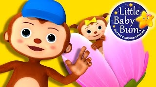 Peekaboo! | Peeka Peeka | Nursery Rhymes | Original Song By LittleBabyBum!