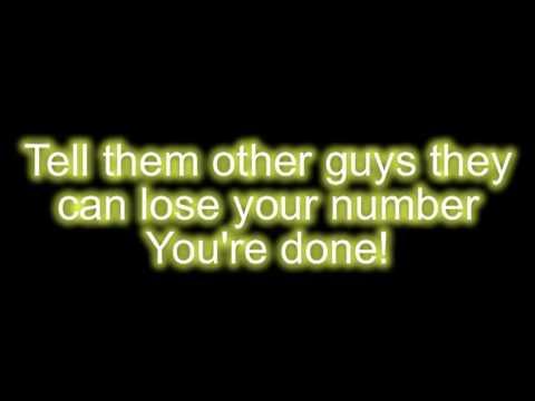 Jason Derulo It Girl Lyrics on screen new 2011 single song