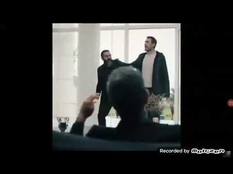Sen anlat karadeniz- Kamera arkası Tahir in vedatı dövdüğü sahne