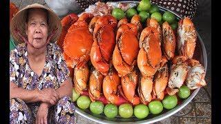 Mâm cua hấp 33 năm của dì Ba sống 1 mình ở vỉa hè Sài Gòn - Guufood