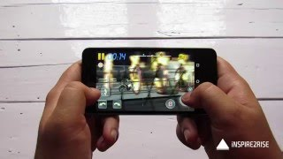 Huawei Honor Holly 2 Plus gaming review with heating tests