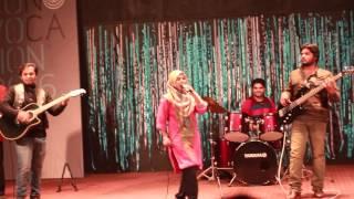 sawaal band (NCA)shakar wandaan re Iqra arif & Faraz siddiqui