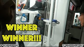 WINNING YEEZY 350 BOOSTS FROM A KEYMASTER!!!