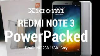 Xiaomi Redmi Note 3 Powerpack Review
