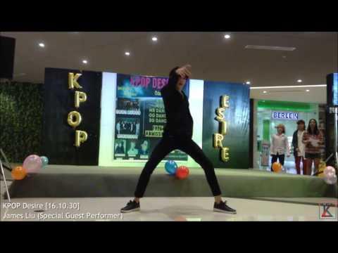 James Liu (Special Guest Performer) on KPOP Desire