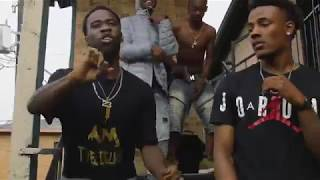 CrazyBoyTay X Tre Deuce (NoHook Freestyle) Shot by @Mozoart