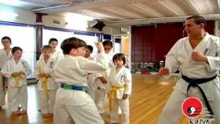 Kajyn : cours de karaté shotokan pour les 4 - 12 ans