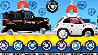 Build Car - Dream Cars Factory, Car for Kids : Best iOS Game App for Children