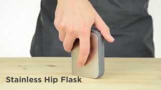 Rabbit Hip Flask