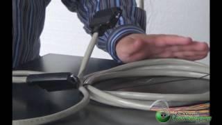 RJ21 Telco Amphenol 50 pin 25 pair cables