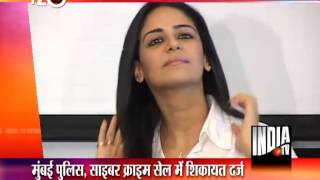 Morphed pics and video of TV Actress Mona Singh a.k.a Jassi leaked!