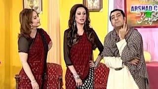 Khatti Meethi Namkeen New Pakistani Stage Drama Full Comedy Stage Show