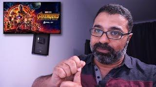 مناقشة فيلم Avengers: Infinity War مع حرية في الحرق وتفاصيل النهاية | فيلم جامد | Film Gamed