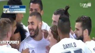 اهداف مباراة ريال مدريد واشبيلية 4-0 [2016/03/20] تعليق فهد العتيبي [HD]