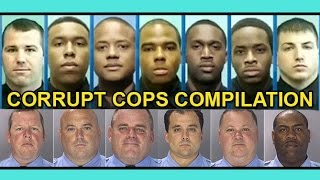 Corrupt Cops Compilation