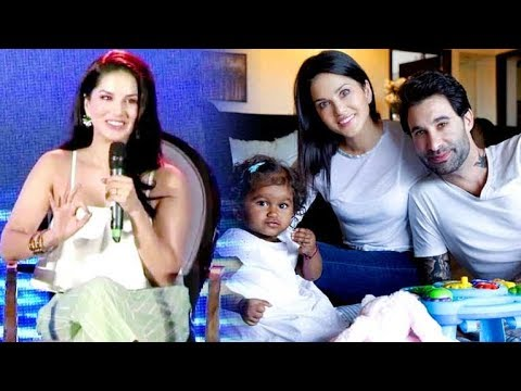 Sunny Leone expresses her feelings of being a mother!