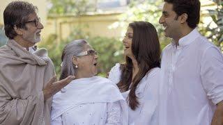 Aishwarya Rai and Abhishek Bachchan with Family Unseen Personal Video