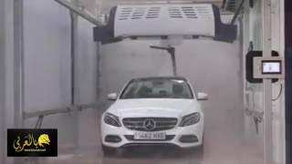 تكنولوجيا غسيل السيارات  الدقة والاحترافية 2017