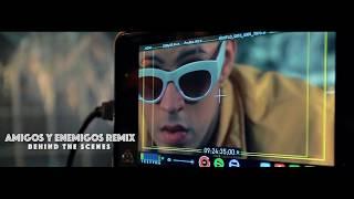 Noriel, Bad Bunny y Almighty - Amigos y Enemigos Remix -Behind the Scenes  BY RODRIGO FILMS