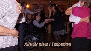 Tallparkens Fredagsdans den 28 okt 2016 musik Claes Lövgrens