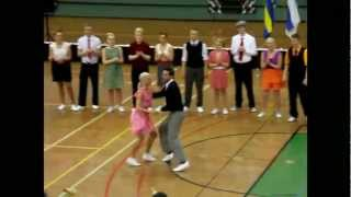 2012 Nordic Championship Boogie Woogie Main Fast Final