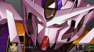 Super Robot Taisen Z3 Tengoku Hen - Gundam 00: A wakening of the Trailblazer Final Fight (60 FPS)