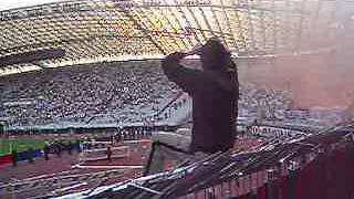 Hajduk-Varteks 6:0-proslava titule 2005