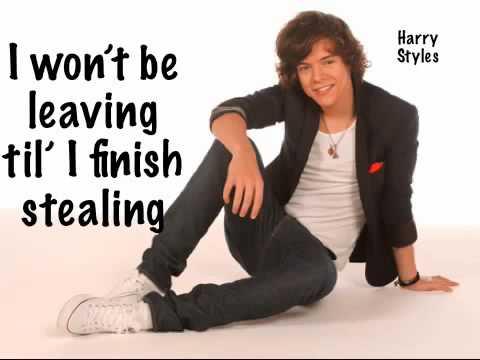 One Direction  Stand Up Lyrics, pics, names