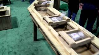 IAAPA 2011 Awesome Attractions EXPO and Trade Show - Sandy Creek Mining Company