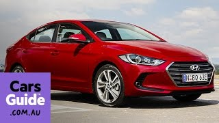 2016 Hyundai Elantra review   first drive video