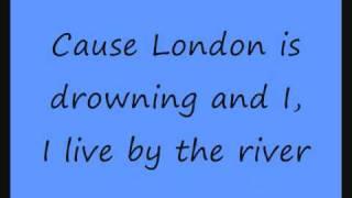 The Clash - London Calling + lyrics