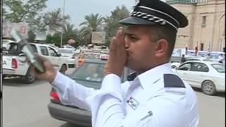 تقرير ميثم الشباني قناة الحرة عراق / حوادث المرور
